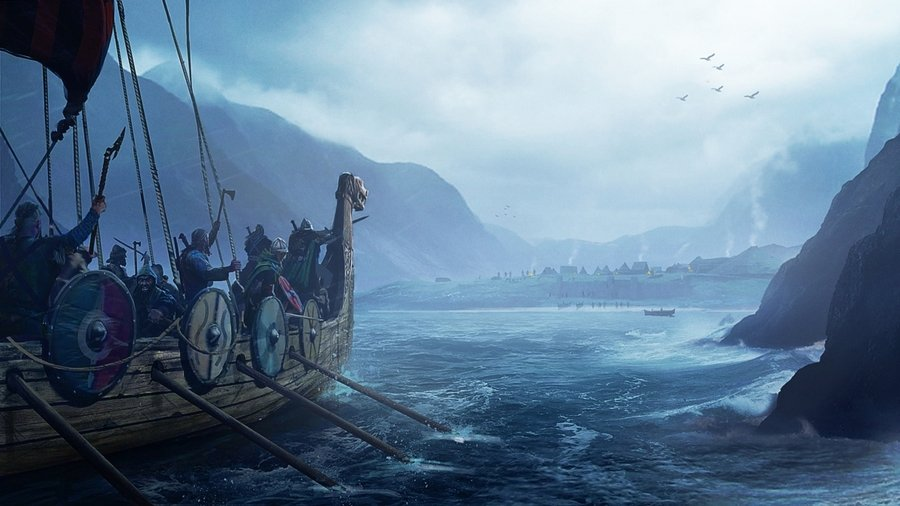 хнефатафл настольная игра викингов древние игры отвратительные мужики disgusting men